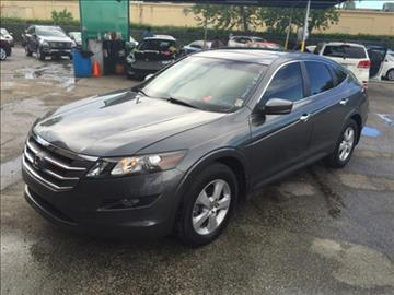 2011 Honda Accord Crosstour for sale in Miami, FL