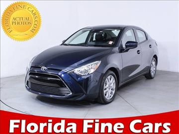2017 Toyota Yaris iA for sale in Hollywood, FL