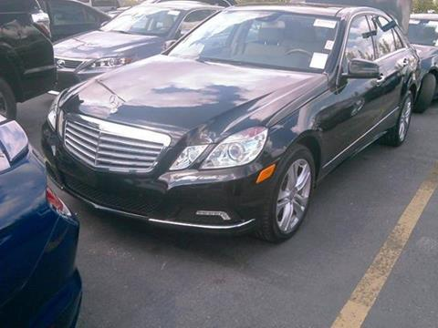 2010 Mercedes-Benz E-Class for sale in Miami, FL