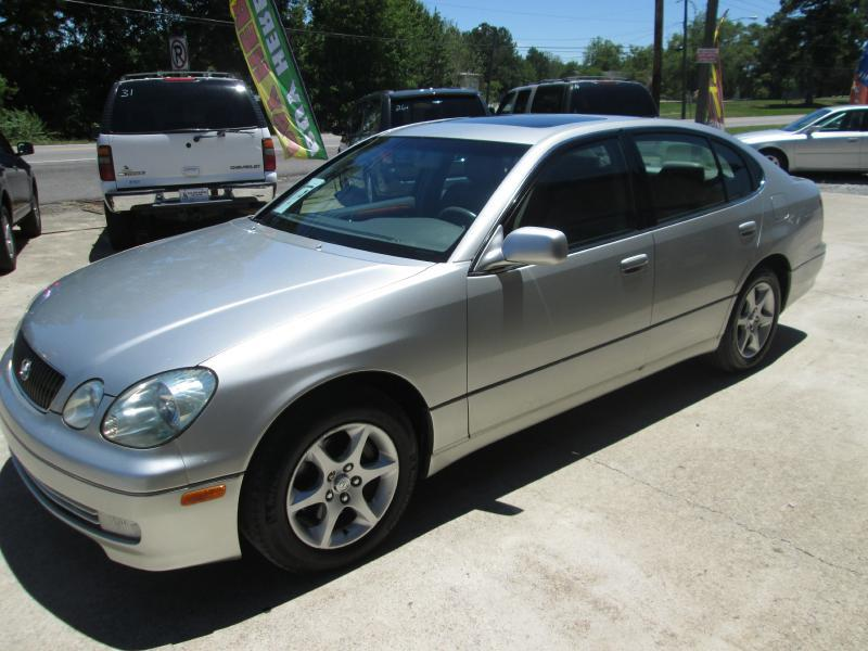 2002 lexus gs 300 4dr sedan in odenville al b b auto. Black Bedroom Furniture Sets. Home Design Ideas