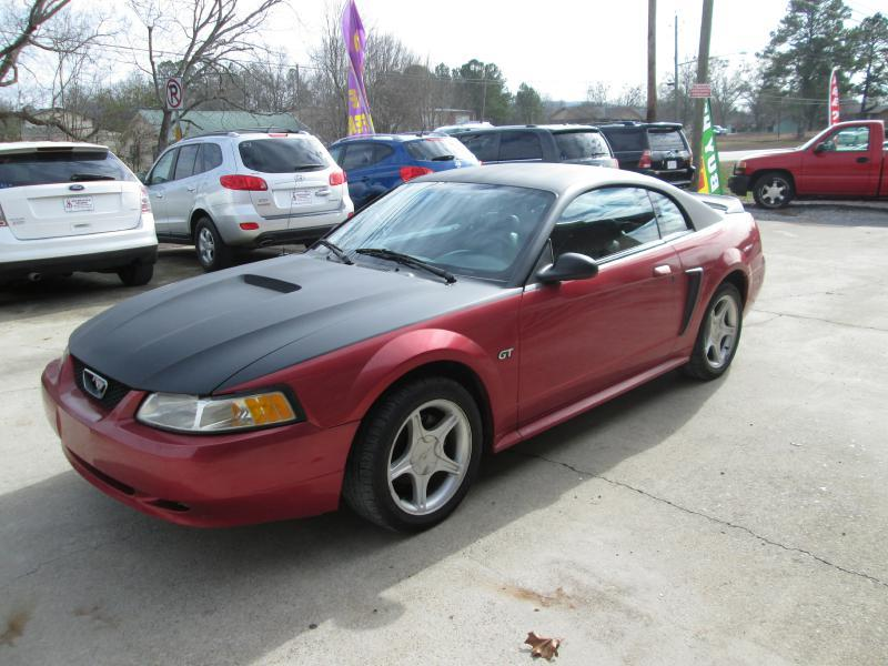 2000 ford mustang gt 2dr coupe in odenville al b b. Black Bedroom Furniture Sets. Home Design Ideas