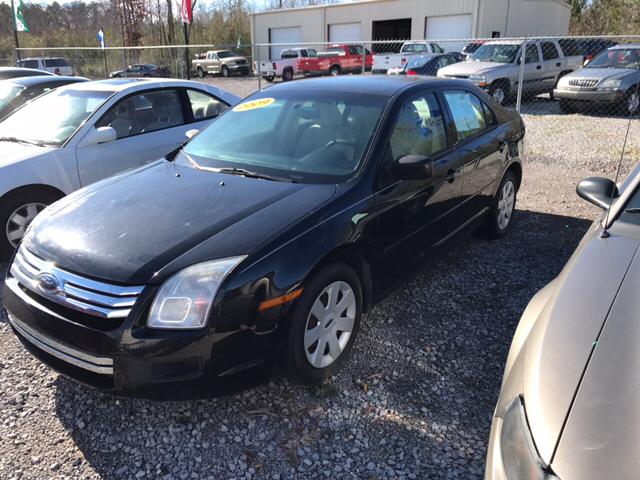 2009 Ford Fusion S 4dr Sedan - Odenville AL