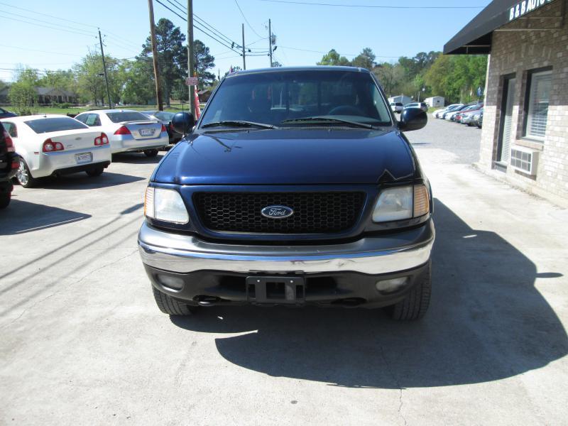 2002 Ford F-150  - Odenville AL