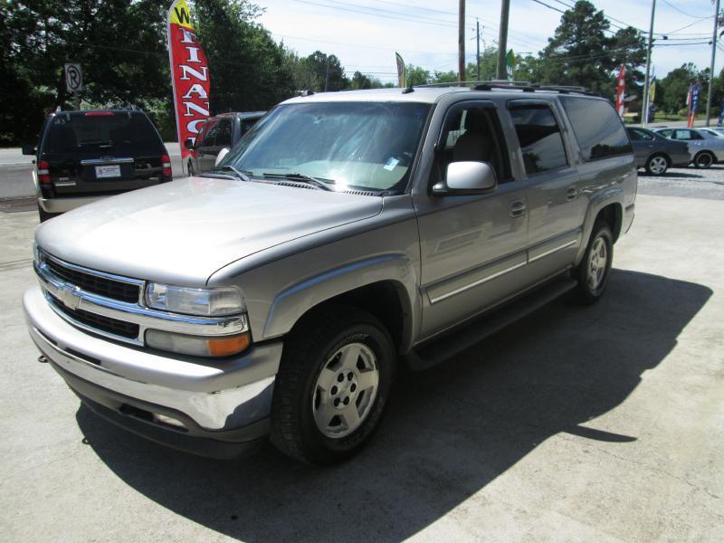 2005 Chevrolet Suburban 1500 - Odenville AL