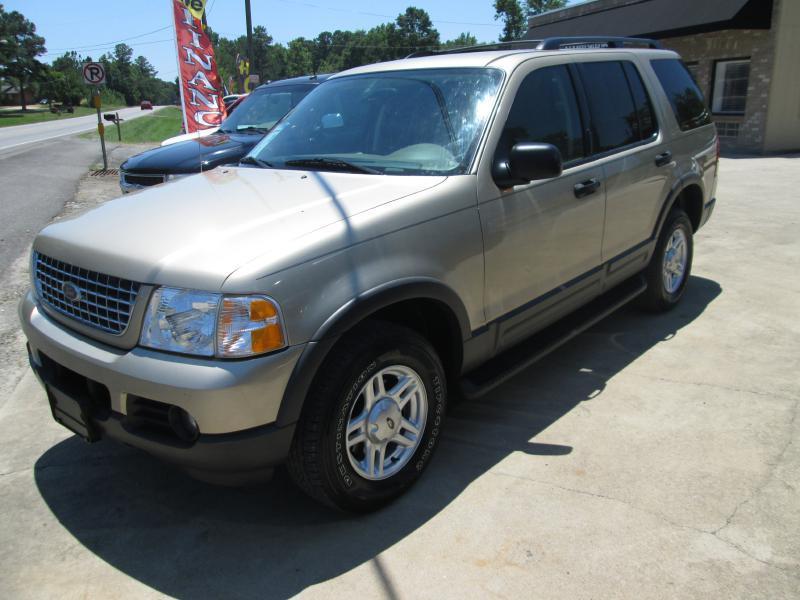 2003 Ford Explorer XLT 4dr SUV - Odenville AL