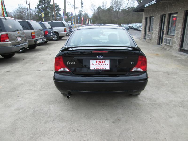 2001 Ford Focus SE 4dr Sedan - Odenville AL