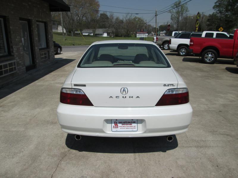 2002 Acura TL 3.2 4dr Sedan - Odenville AL