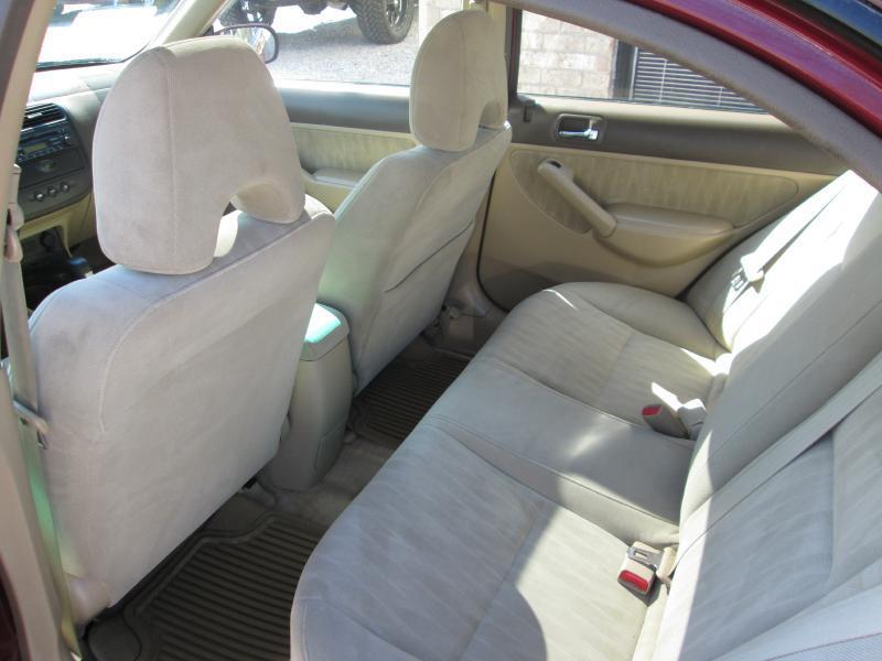 2003 Honda Civic EX 4dr Sedan - Odenville AL