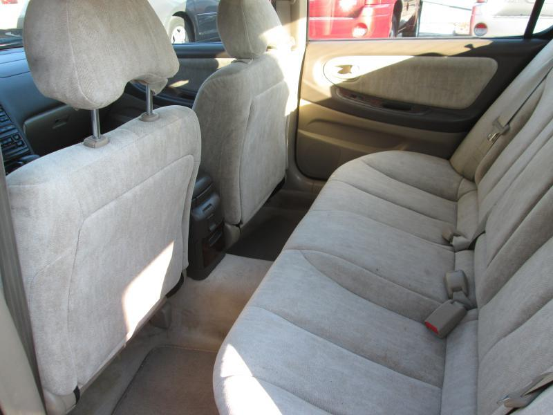2000 Nissan Maxima GLE 4dr Sedan - Odenville AL