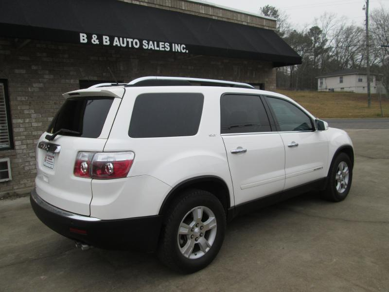 2007 gmc acadia slt 2 4dr suv in odenville al b b auto. Black Bedroom Furniture Sets. Home Design Ideas
