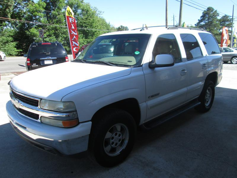 2003 Chevrolet Tahoe 1500 - Odenville AL