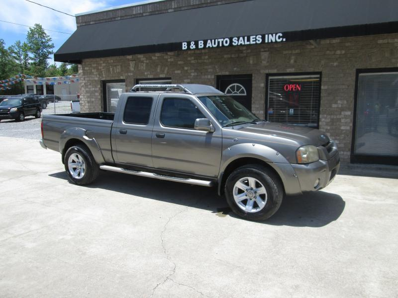 2003 nissan frontier crew cab xe in odenville al b b. Black Bedroom Furniture Sets. Home Design Ideas