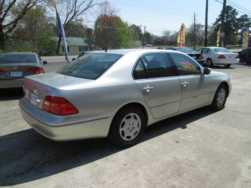 2001 Lexus LS 430 4dr Sedan - Odenville AL