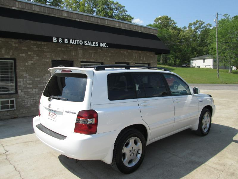 2004 Toyota Highlander Limited 4dr SUV w/3rd Row - Odenville AL