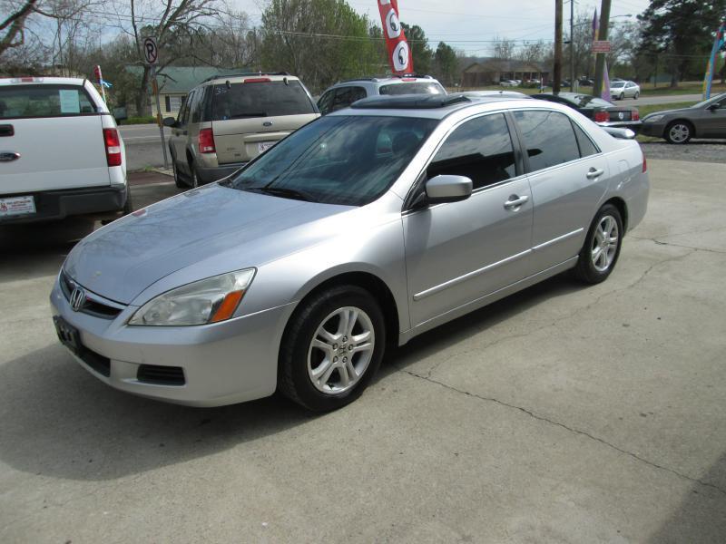 2007 Honda Accord EX-L 4dr Sedan (2.4L I4 5M) - Odenville AL