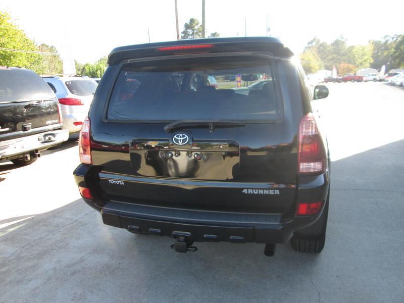 2005 Toyota 4Runner SR5 4dr SUV - Odenville AL