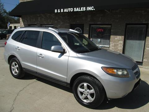 2007 Hyundai Santa Fe for sale in Odenville, AL