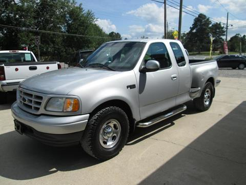 2001 Ford F-150 for sale in Odenville, AL
