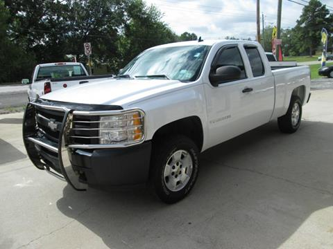 2009 Chevrolet Silverado 1500 for sale in Odenville, AL