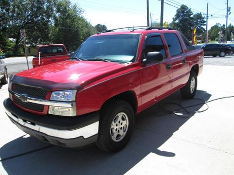 2005 Chevrolet Avalanche for sale in Odenville, AL