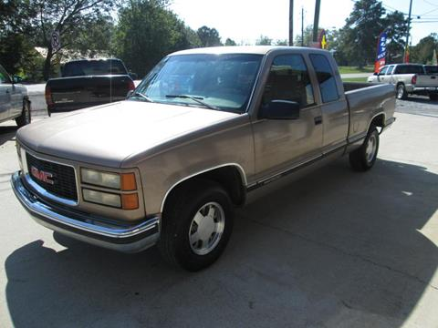 1996 GMC Sierra 1500 for sale in Odenville, AL