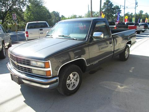 1991 Chevrolet C/K 1500 Series for sale in Odenville, AL