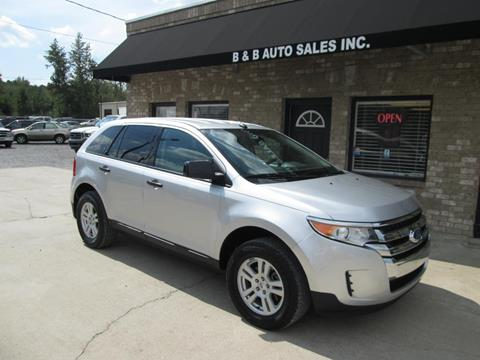 2013 Ford Edge for sale in Odenville, AL