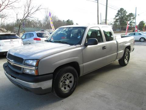 2005 Chevrolet Silverado 1500 for sale in Odenville, AL