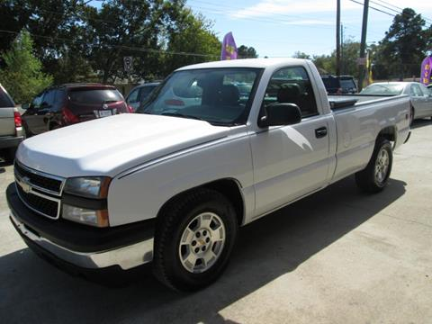 2007 Chevrolet Silverado 1500 SS Classic for sale in Odenville, AL