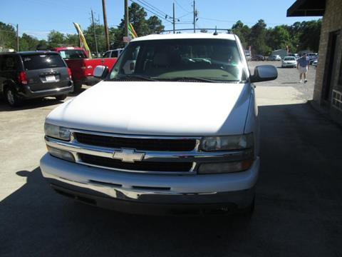 2003 Chevrolet Tahoe for sale in Odenville, AL