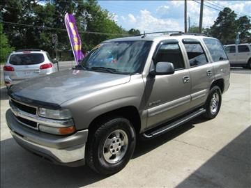 2004 Chevrolet Tahoe for sale in Odenville, AL