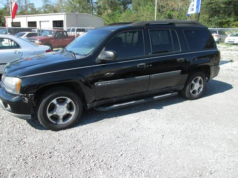 2004 Chevrolet TrailBlazer EXT for sale in Odenville, AL