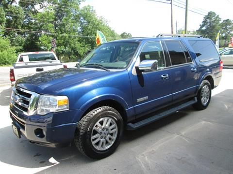 2008 Ford Expedition EL for sale in Odenville, AL