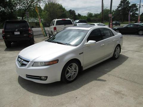 2008 Acura TL for sale in Odenville, AL