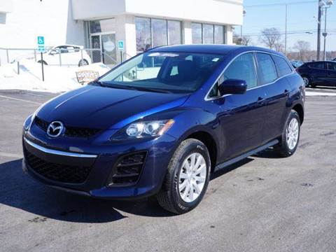 2011 Mazda CX-7 for sale in Brighton, MI