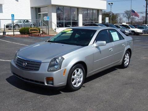 2006 Cadillac CTS for sale in Brighton MI