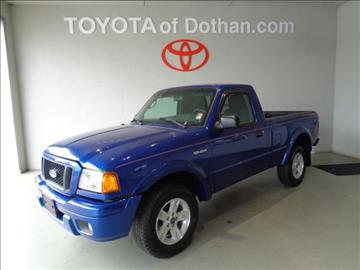 2005 Ford Ranger for sale in Dothan, AL