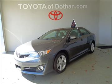 2014 Toyota Camry for sale in Dothan, AL