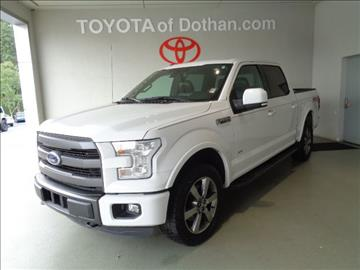 2015 Ford F-150 for sale in Dothan, AL