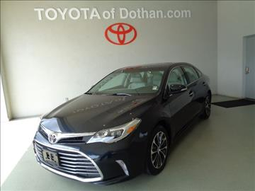 2016 Toyota Avalon for sale in Dothan, AL