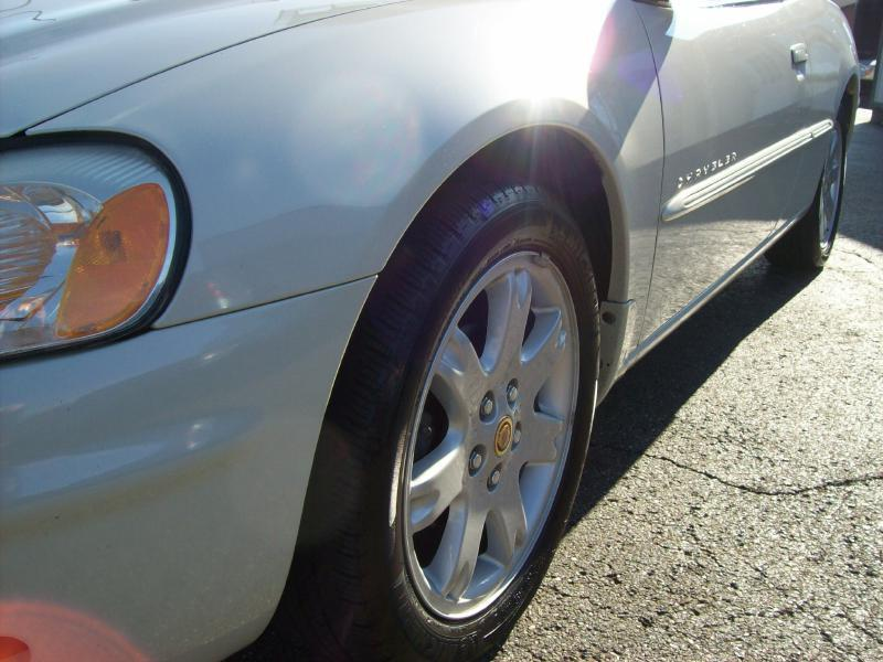 2001 Chrysler Sebring LXi 2dr Coupe - Akron OH