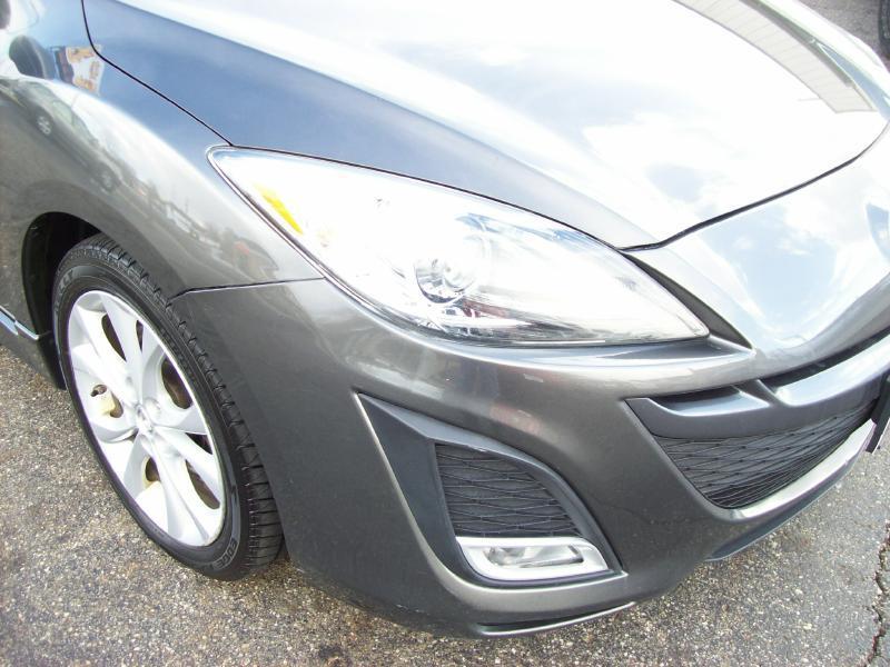 2010 Mazda MAZDA3 s Grand Touring 4dr Hatchback 6M - Akron OH