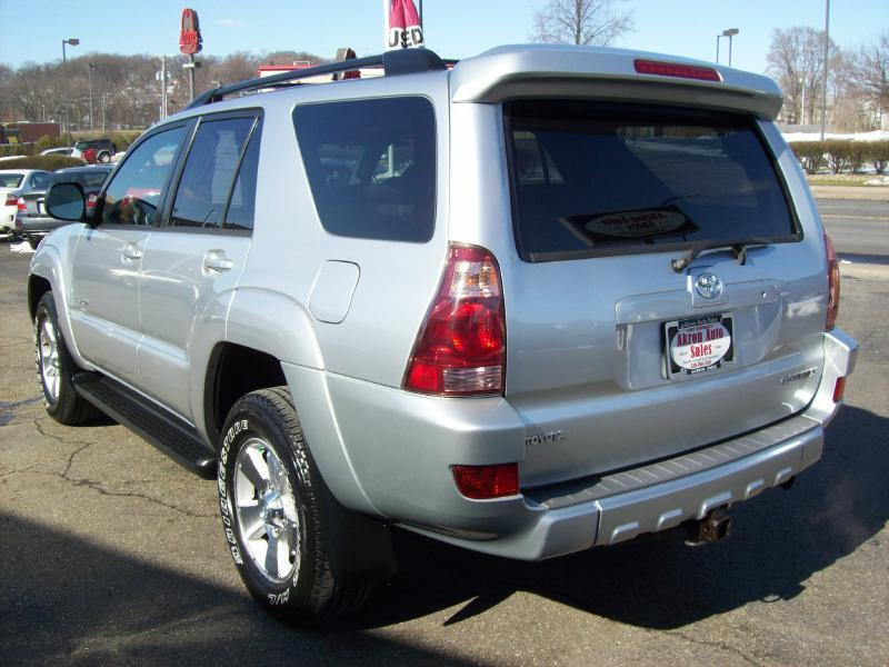 2005 Toyota 4Runner SR5 4WD 4dr SUV - Akron OH