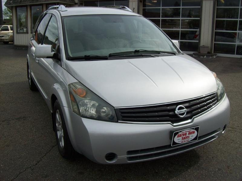 2008 Nissan Quest S - Akron OH