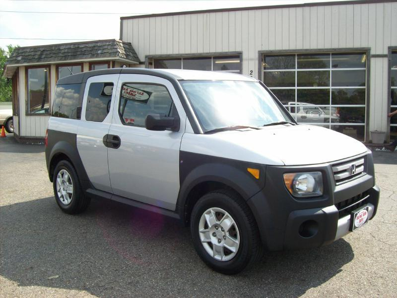 2007 Honda Element AWD LX 4dr SUV 5A - Akron OH