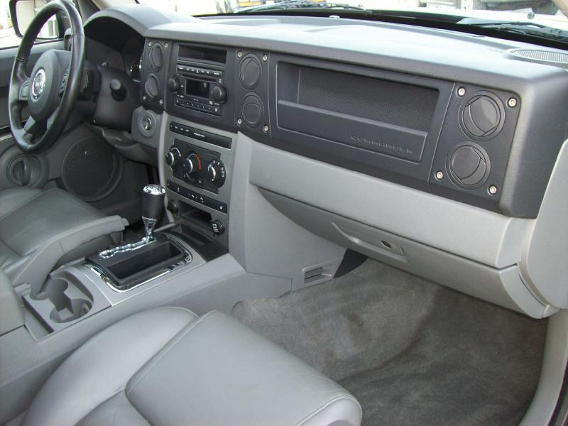 2007 Jeep Commander Sport 4dr SUV 4WD - Akron OH