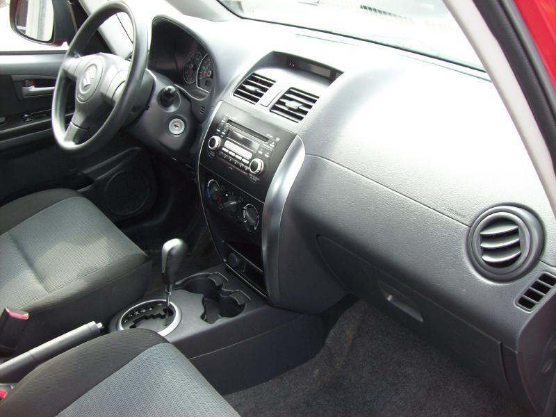2008 Suzuki SX4 Sport 4dr Sedan 4A w/Convenience Package - Akron OH