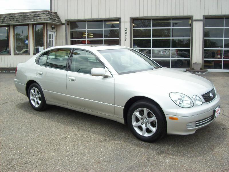 2001 Lexus GS 300 4dr Sedan - Akron OH