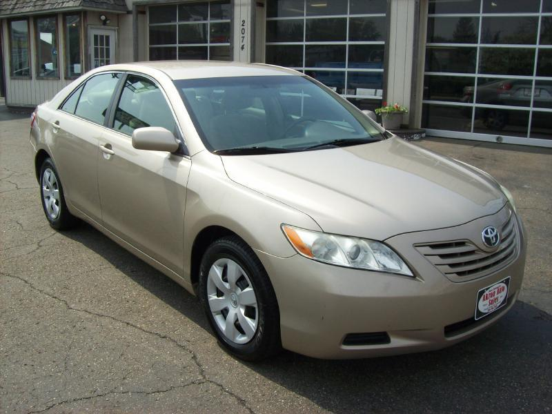 2007 toyota camry for sale in akron oh. Black Bedroom Furniture Sets. Home Design Ideas