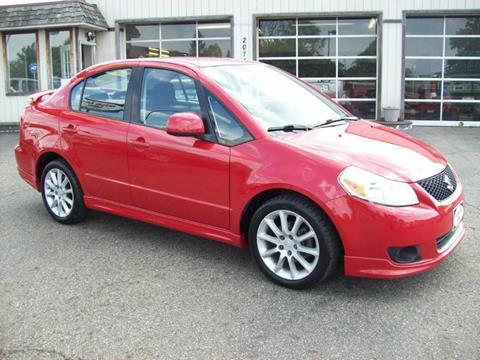 2008 Suzuki SX4 for sale in Akron, OH